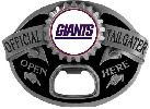 Giants Belt Buckle